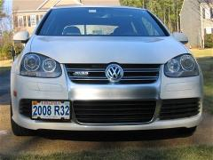 Vw No Holes License Plate Mount Golf Jetta Gti Beetle Rabbit