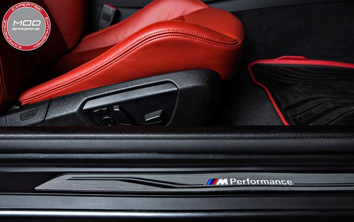 2016+ BMW M2 F87 OEM LED Door Sill [51472361172]