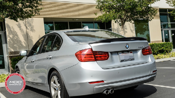 BMW M3 Trunk Lip Spoiler