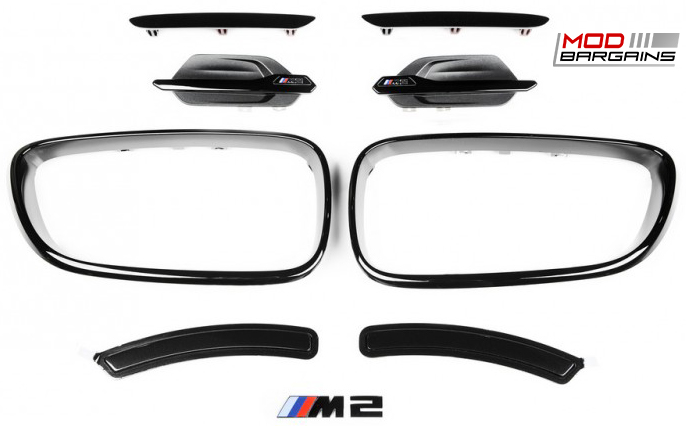 Cosmetic Package for BMW M2 F87 IND-F87-M2-CMP