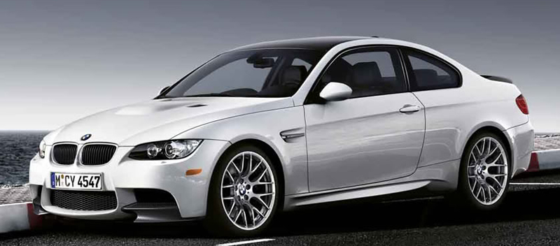 BMW Performance E9X M3 Carbon Fiber Front Splitters