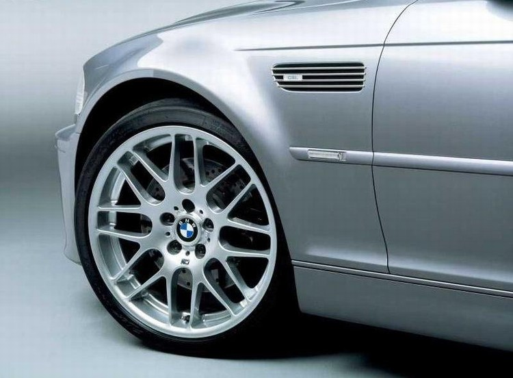 BMW OEM E46 M3 ZCP Wheels