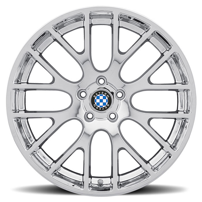 Beyern Wheels Spartan Chrome Face