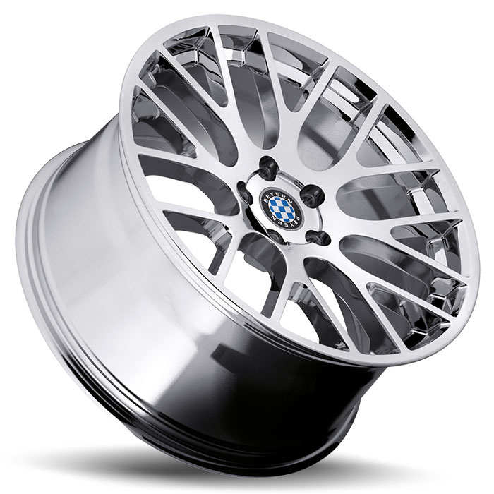 Beyern Wheels Spartan Chrome Side