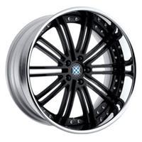 Beyern Baroque Wheels Black