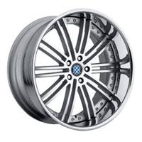 Beyern Baroque Wheels Silver