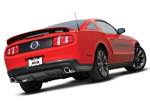 Get Performance out of your Mustang with Borla Performance Headers