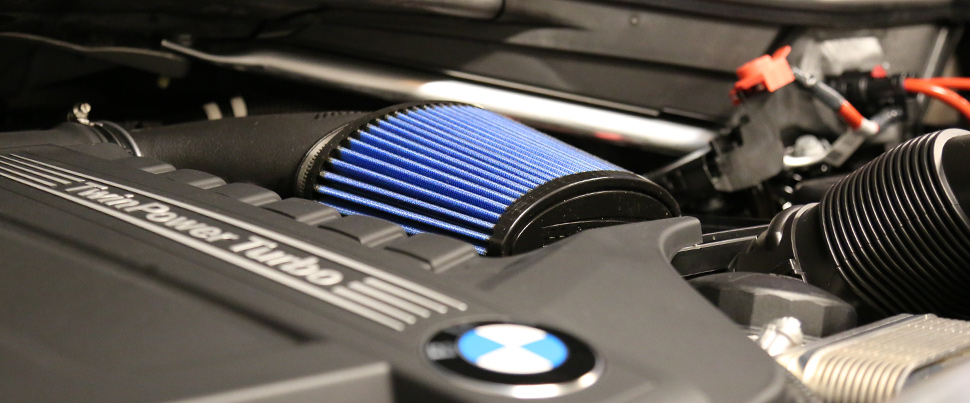 BMS Performance Intake System