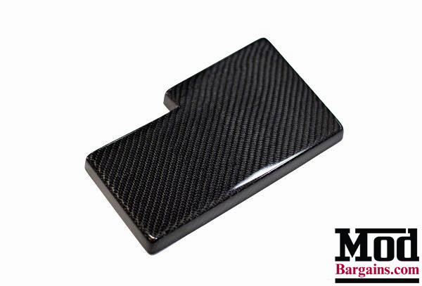 Carbon Fiber Fuse Cover for 2013-15+ Ford Focus ST [ST250/DYB]