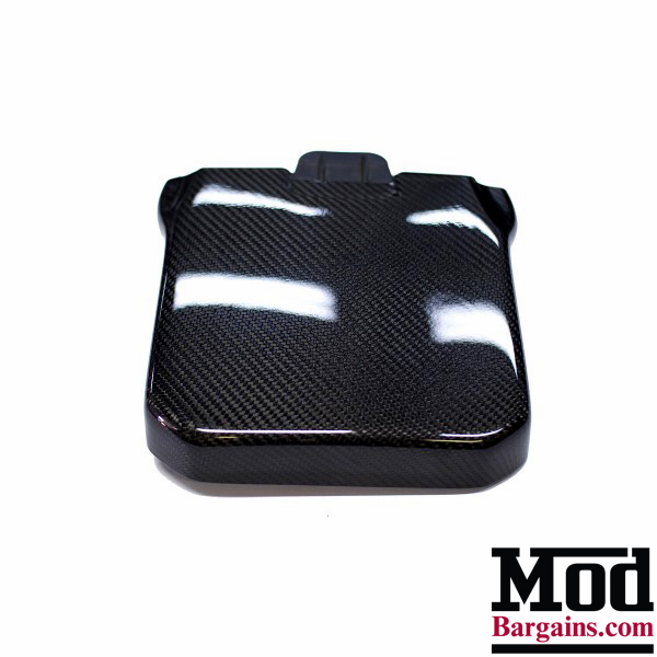 Carbon Fiber Battery Covers For 2012+ Ford Focus and Focus ST [ENG-124-247]