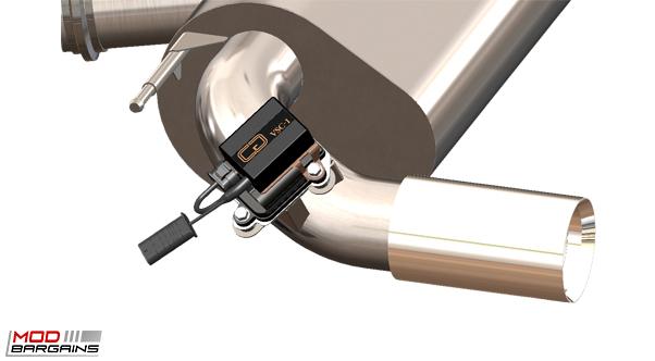 Variable Sound Controller VSC-1 Installed