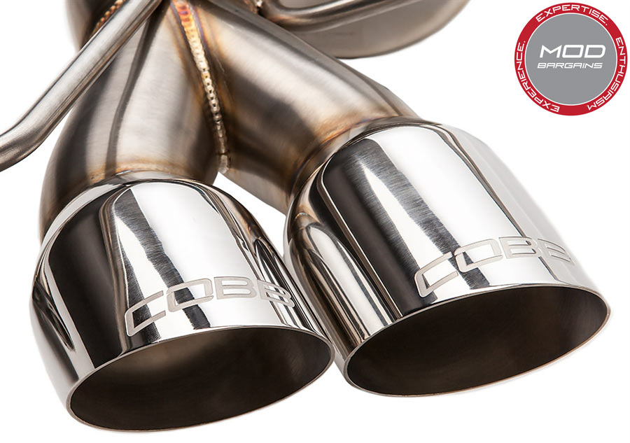5B1302 Cobb exhaust tips