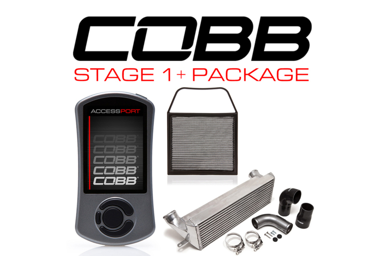 cobb stang 1+ package bmw n54 135i 335i
