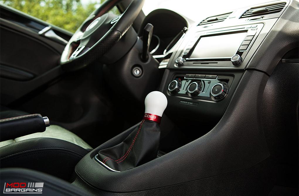 Cobb Shift Knob for 2010-2016 Volkswagen Golf GTI [MK6/MK7] - 2V1350