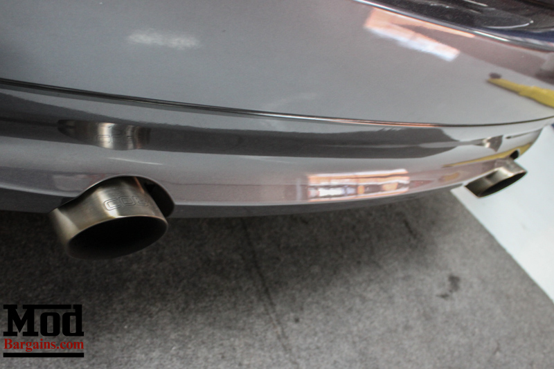 Cobb Cat Back Exhaust For   Bmw I