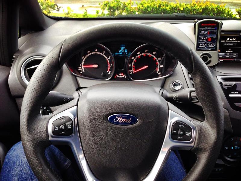 COBB AccessPORT V3 ECU Flash Tuner for 2014-16 Ford Fiesta