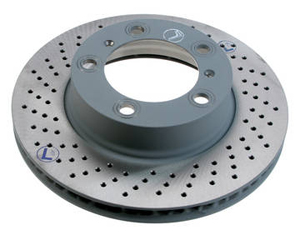 Centric Replacement Brake Rotors for Porsche 911