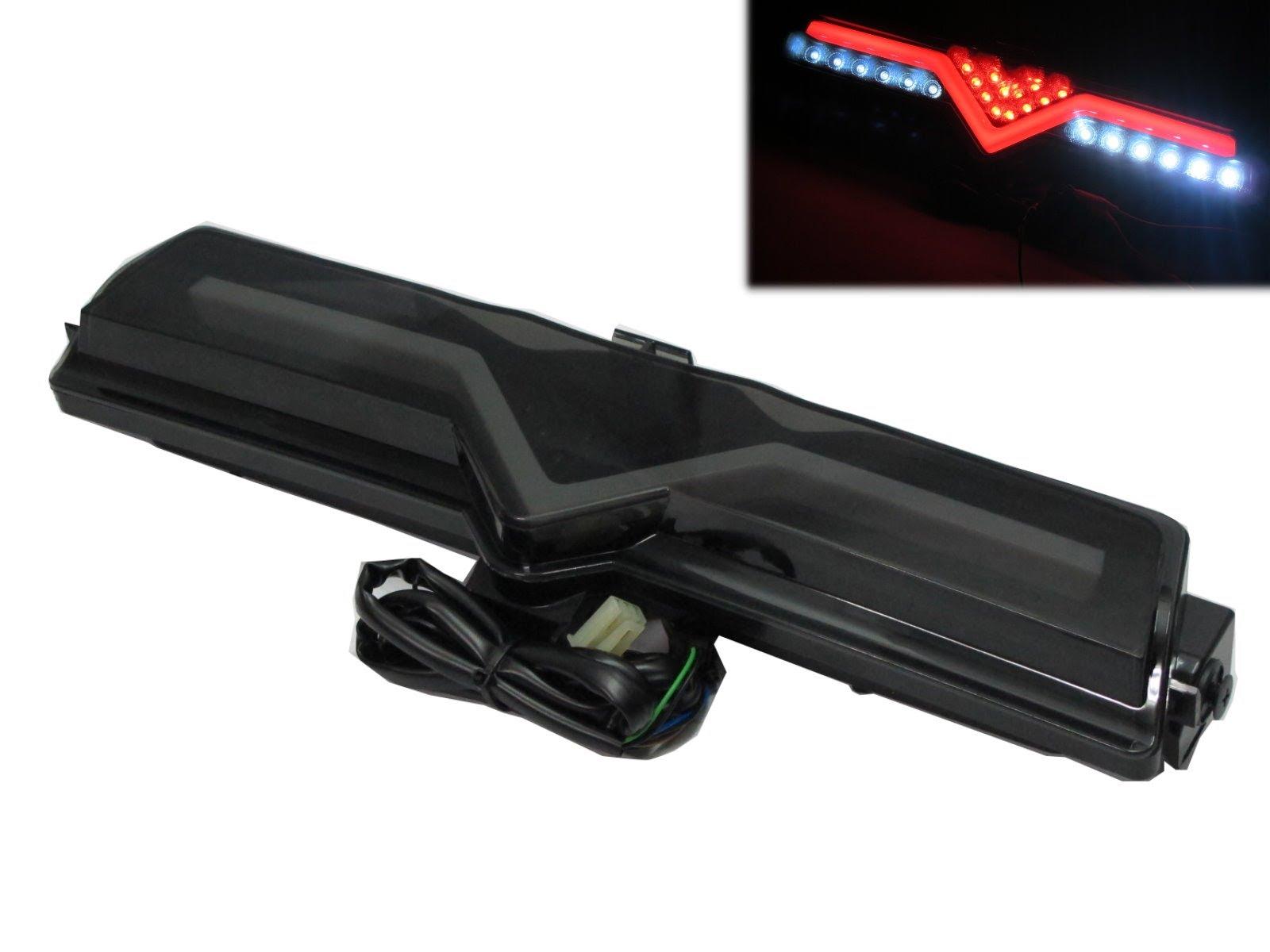City Vision Smoked Lens 4th Brake Light/Reverse Light for 2013+ FR-S/BRZ