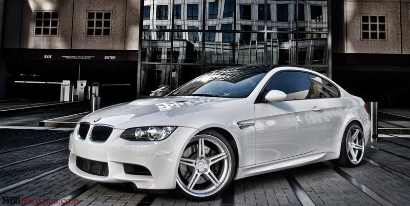 Concept One Wheels CS-5.0 Matte Silver BMW E92 M3
