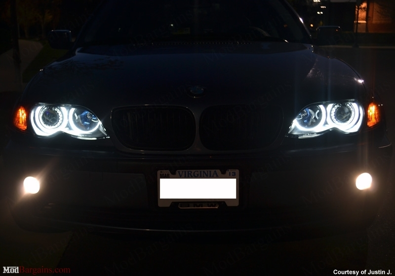 Depo E46 Coupe Sedan Xenon Bmw Headlights Modbargains
