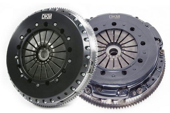 DKM MS Twin Disc Clutch Kit