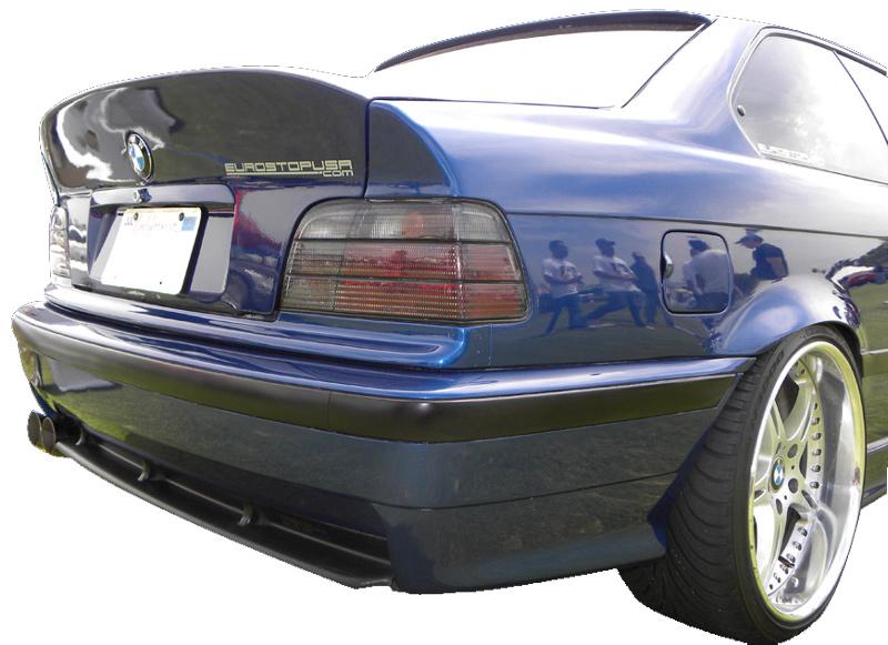 DTM Fiber Werkz BMW E36 M3 Replacement Style Bumper