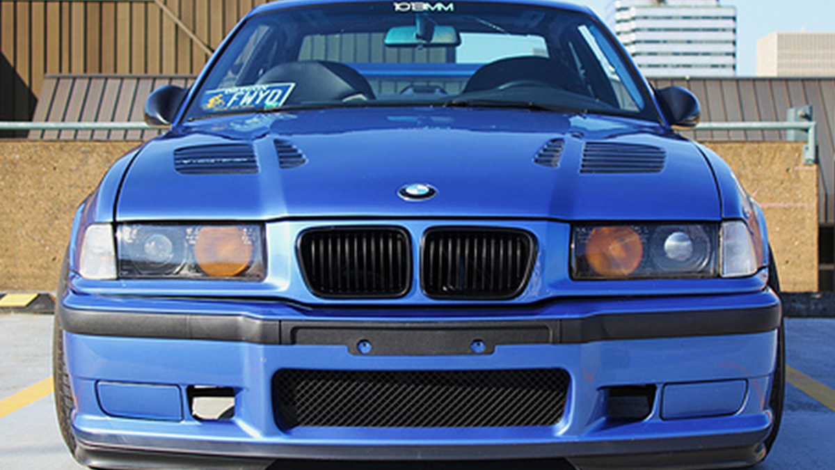 E36 Vented Gtr Style Hood Mod Experts Will Assist