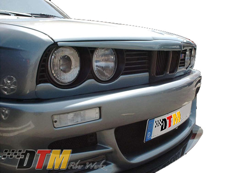DTM Fiber Werkz BMW E30 Lower Eyelids