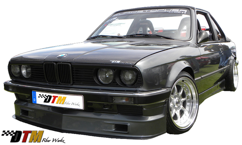BMW E30 AP Euro Style Bumper Apron 3