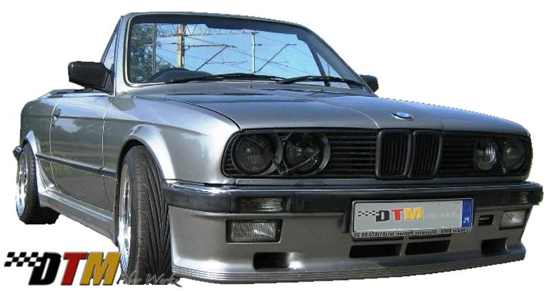 DTM Fiber Werkz BMW E30 MTech I Bumper Apron 1