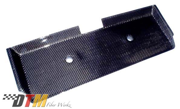 DTM Fiber Werkz BMW E30 84-87 Euro CFRP Plate Filler