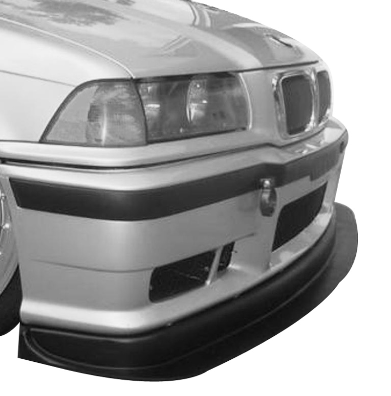 DTM Fiber Werkz BMW E36 M3 Race Front Lip with Undertray View 3
