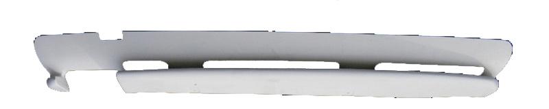 DTM Fiber Werkz BMW E36 M3 VRS Style Upper Rear Diffuser [FRP] View 1