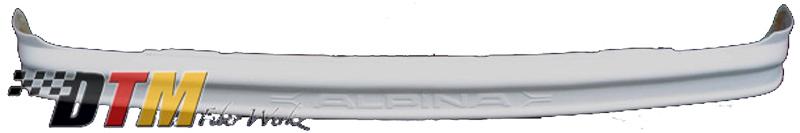 DTM Fiber Werkz BMW E38 7-Series AP Style Front Lip View 2