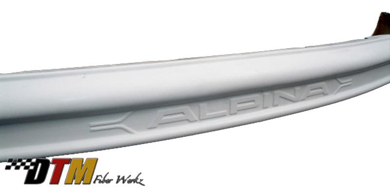DTM Fiber Werkz BMW E38 7-Series AP Style Front Lip View 3