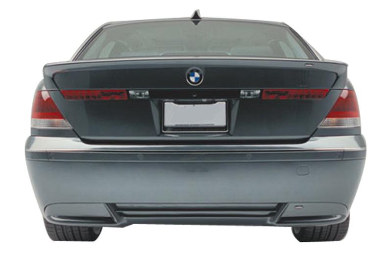 DTM Fiber Werkz BMW E65 ACS Style Rear Apron View 1