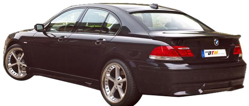 DTM Fiber Werkz BMW E66 7-Series ACS Style Side Skirts View 4