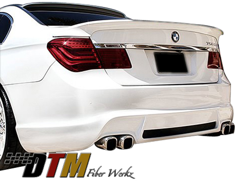DTM Fiber Werkz BMW F01 F02 VIP Style Full Body Kit View 4