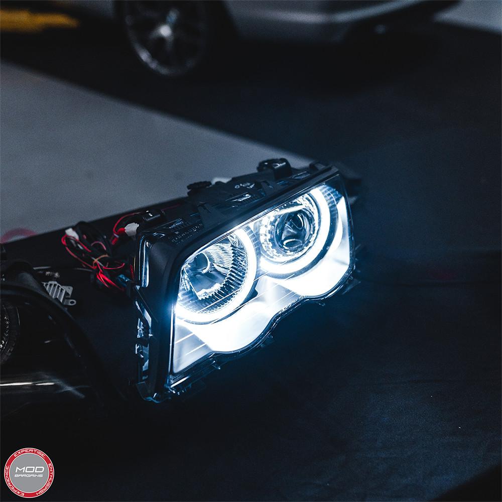 Bmw E46 Zhp Supercharger: Depo E46 Coupe/Sedan BMW Headlights @ModBargains