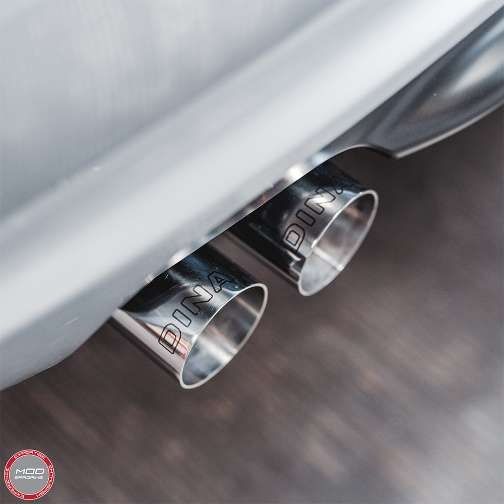 dinan free flow exhaust