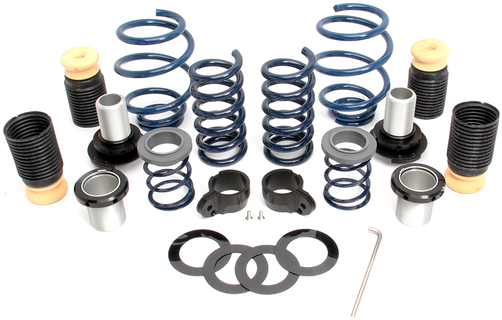 Dinan High Performance Adjustable Coilover Suspension System for BMW M2 F87