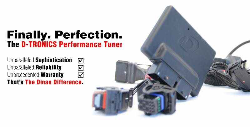 dinan performance tuner stage one