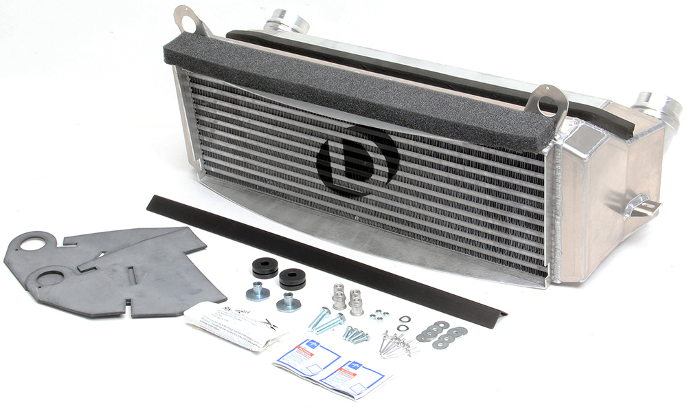 Dinan High Performance Dual Core Intercooler