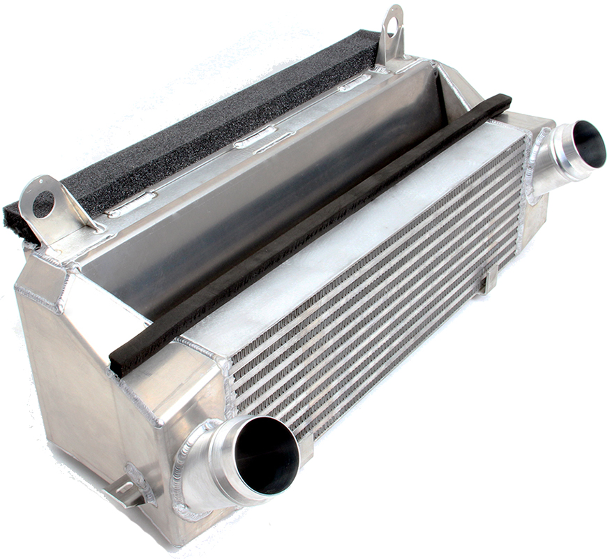 Dinan High Performance Dual Core Intercooler (2)