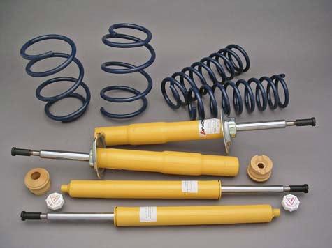 dinan suspension system