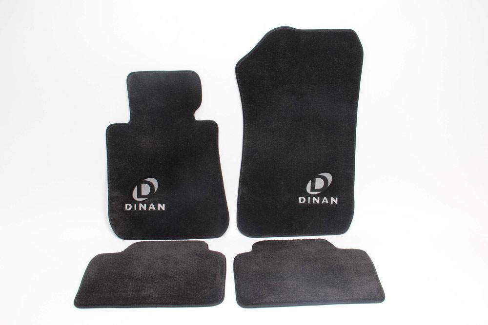 dinan signature floor mats