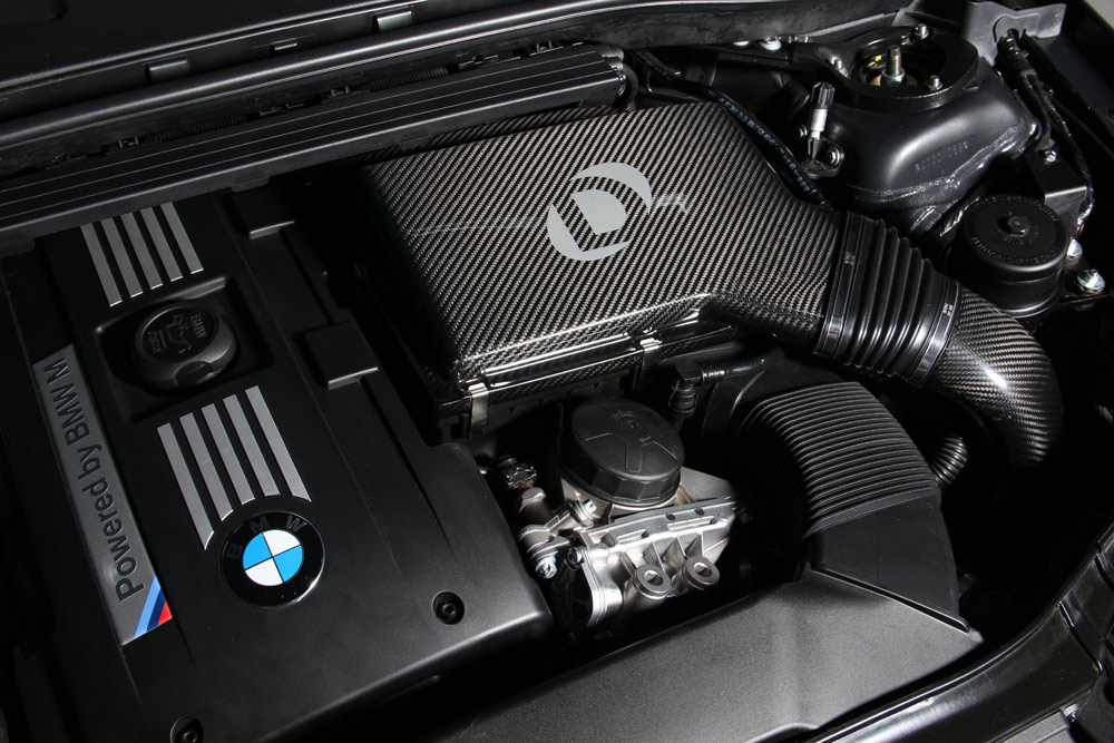 Dinan Carbon Fiber Cold Air Intake for BMW 1M E82