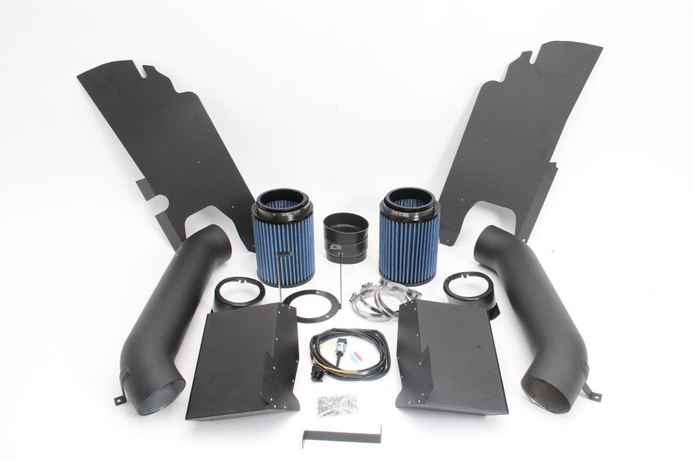 dinan aluminum cold air intake