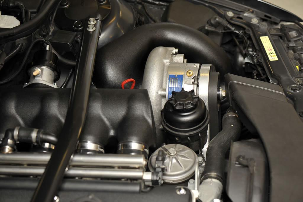 ESS Tuning VT1-475 Supercharger System Installed (2)