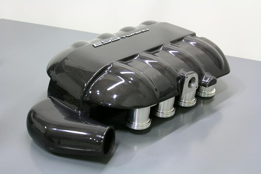 ESS Tuning VT2-595 Supercharger System Carbon Fiber